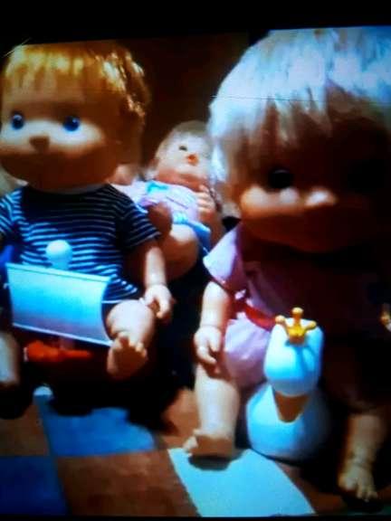Imagen muñecos mila y malo