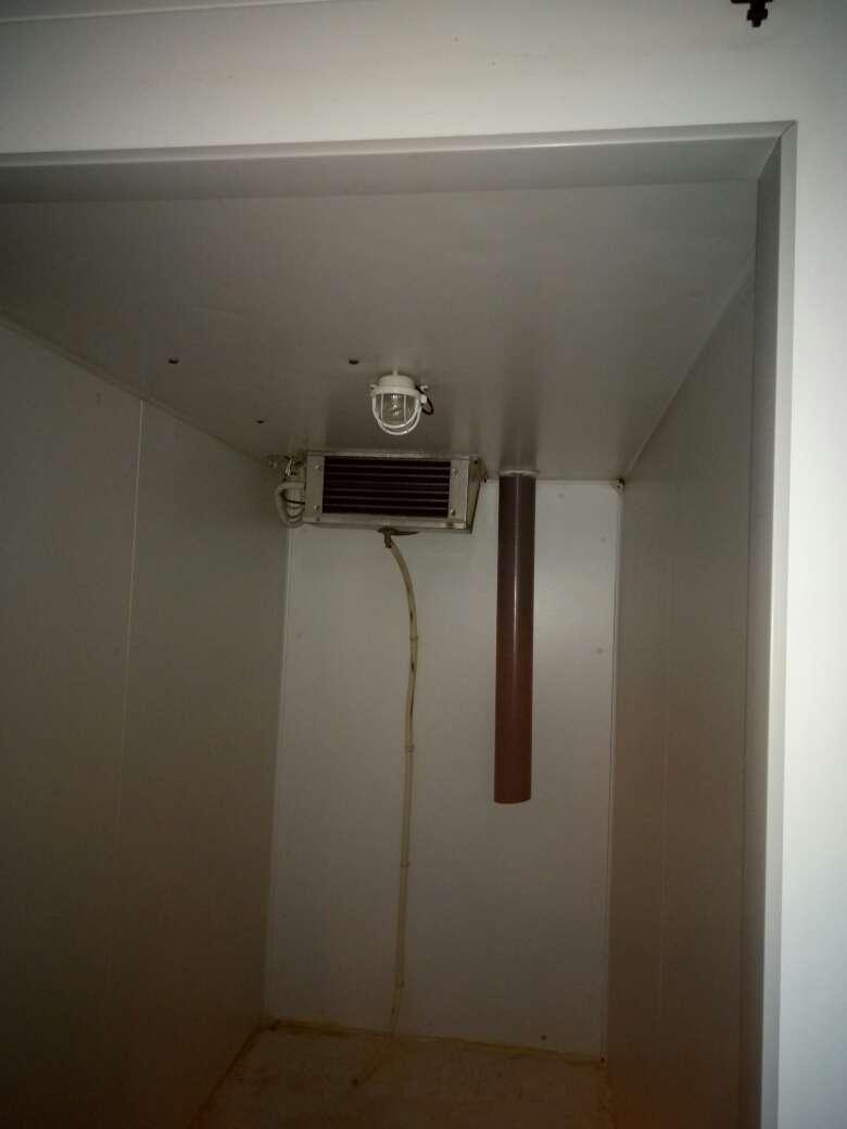 Imagen producto Cámara frigorífica, báscula, y congelador. 4