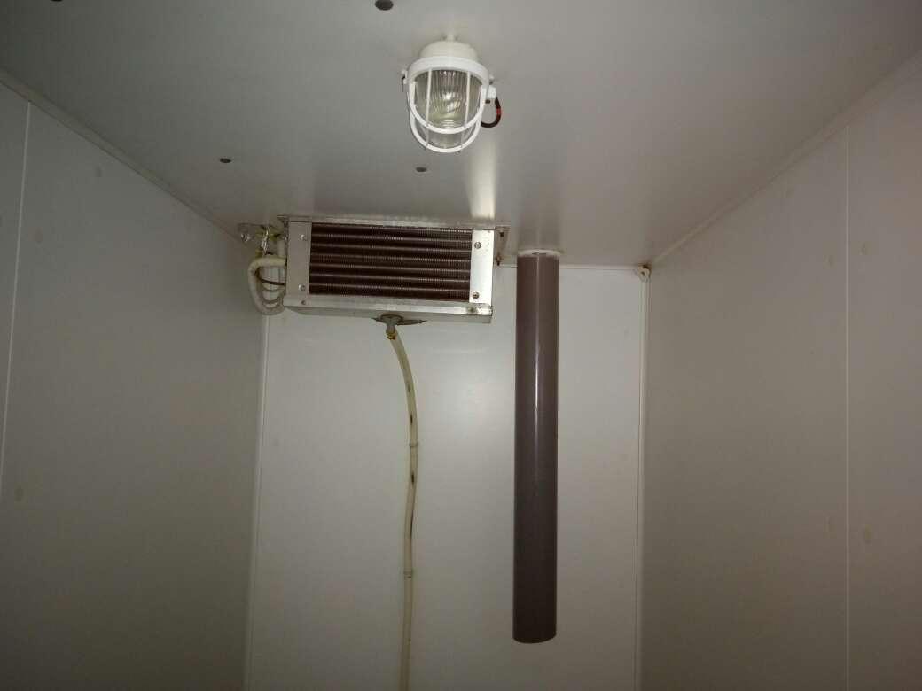 Imagen producto Cámara frigorífica, báscula, y congelador. 3