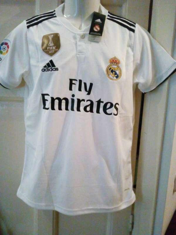 Imagen Camisetas temporada 2019. Real Madrid