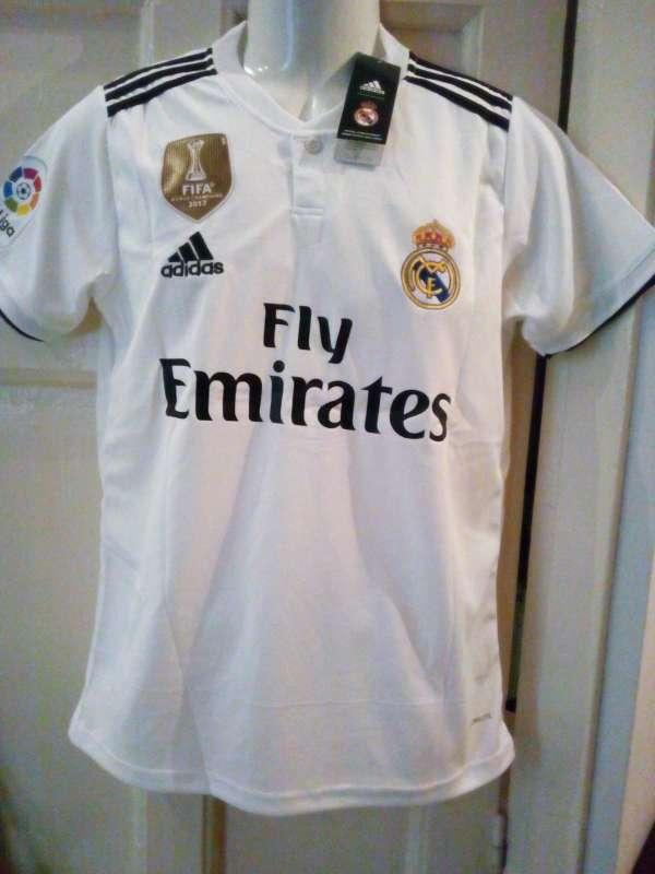 Imagen producto Camisetas temporada 2019. Real Madrid  3