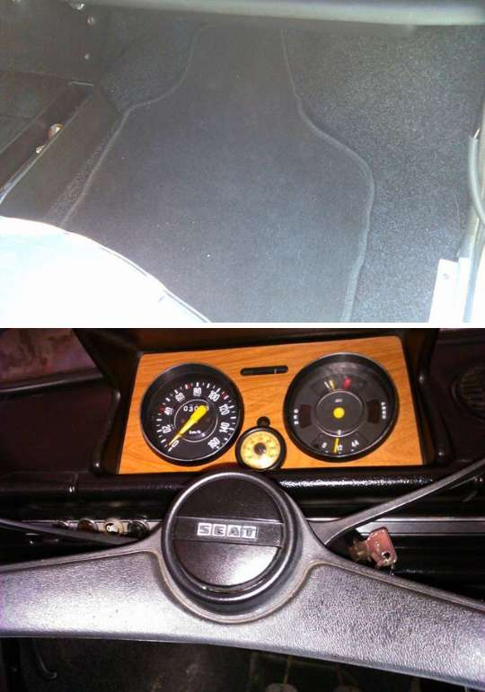 Imagen producto Seat 127 Ls 1977 2
