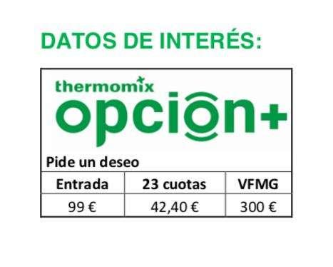 Imagen producto Thermomix TM 5 a estrenar 2