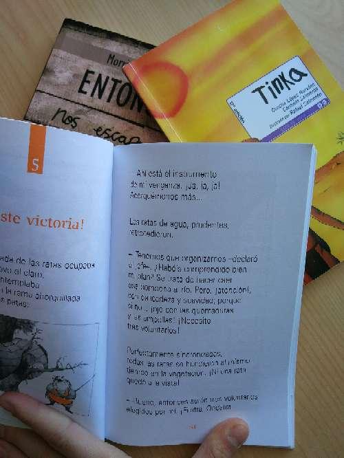 Imagen producto Lote 3 libros 6