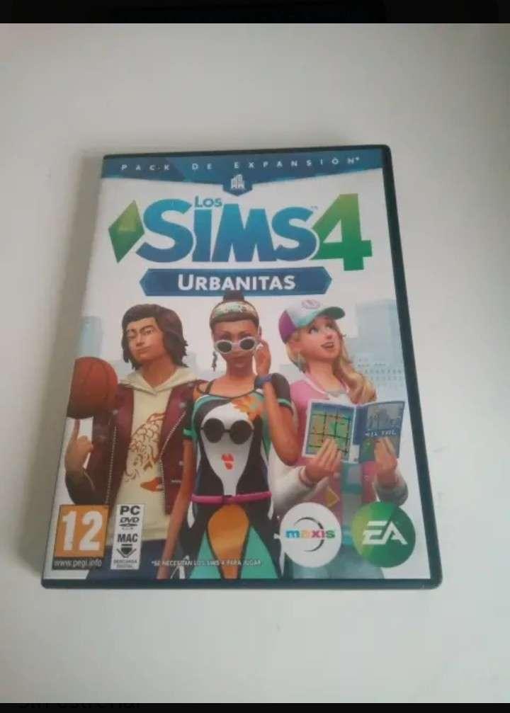 Imagen Juego Sims 4