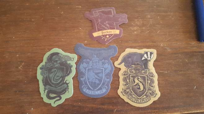 Imagen producto Carta Harry Potter Hogwarts y Personalizada  4
