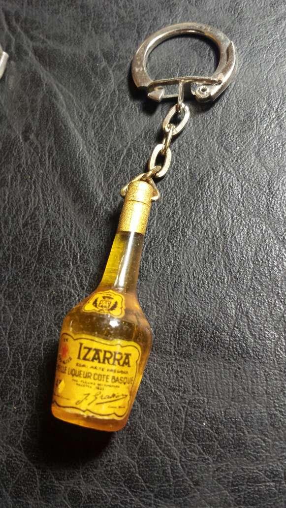 Imagen producto 3 llaveros botellas antiguas  5