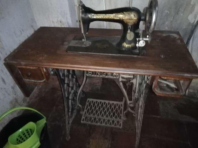 Imagen se vende maquina de coser