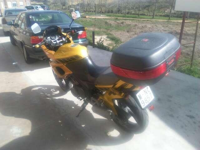 Imagen producto Moto Yamaha Tdm 850 cc 2