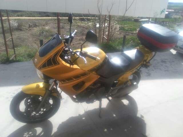 Imagen producto Moto Yamaha Tdm 850 cc 8
