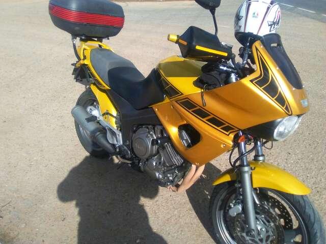 Imagen producto Moto Yamaha Tdm 850 cc 9