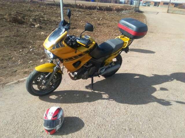 Imagen producto Moto Yamaha Tdm 850 cc 10
