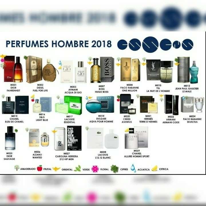 Imagen producto Perfumes originales de marca blanca  4
