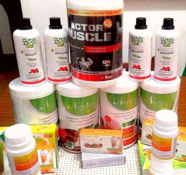 Imagen productos nutrirte