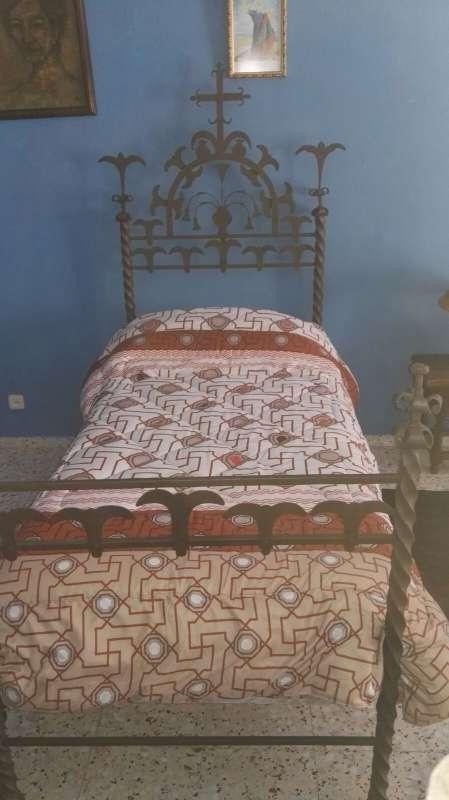 Imagen producto Camas de forja maziza 190x90 70kg 2