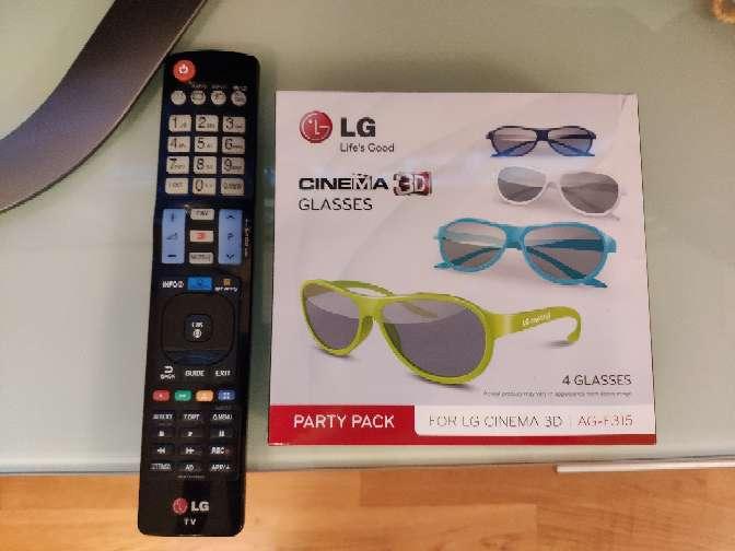 Imagen producto Televisión LG 47