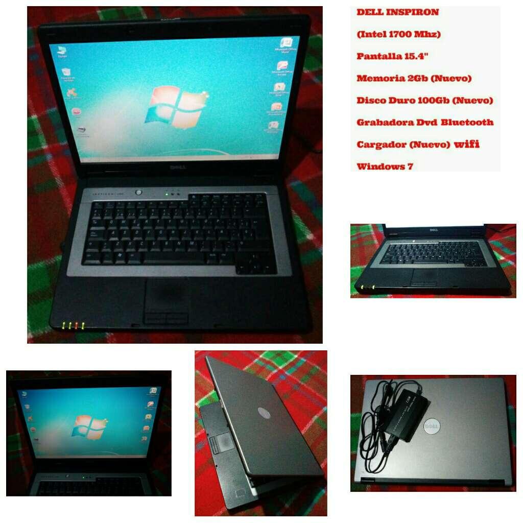 Imagen producto Ordenador Portátil Dell Windows 7 1