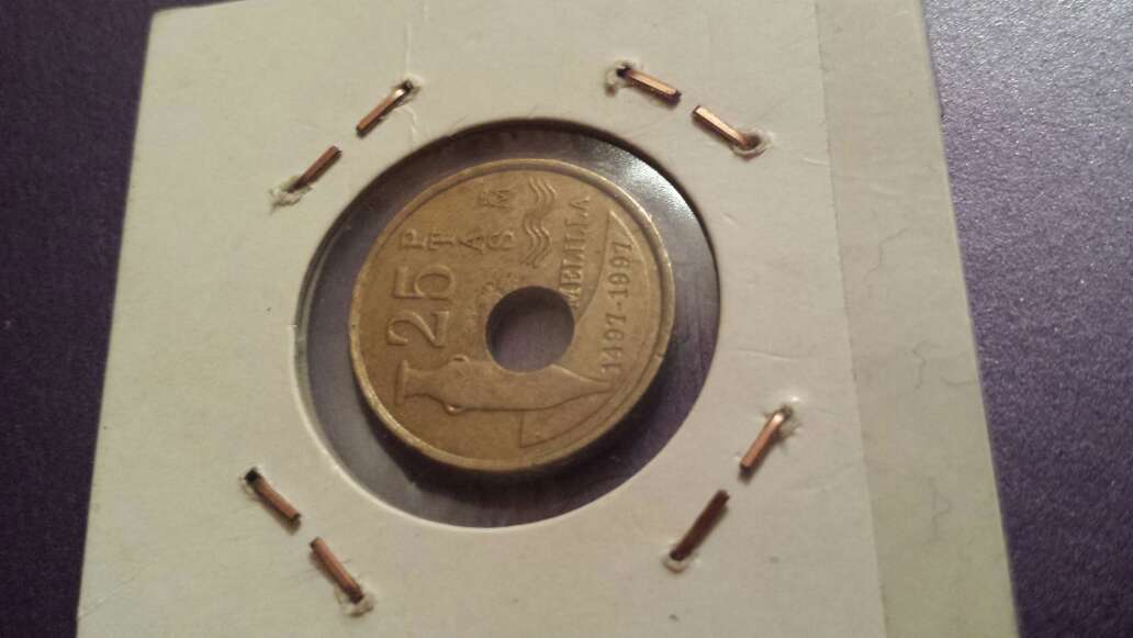 Imagen producto Moneda con error de acuñación  3