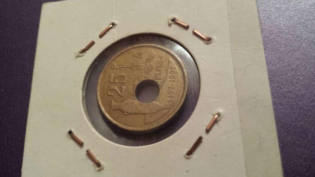 Imagen producto Moneda con error de acuñación  4