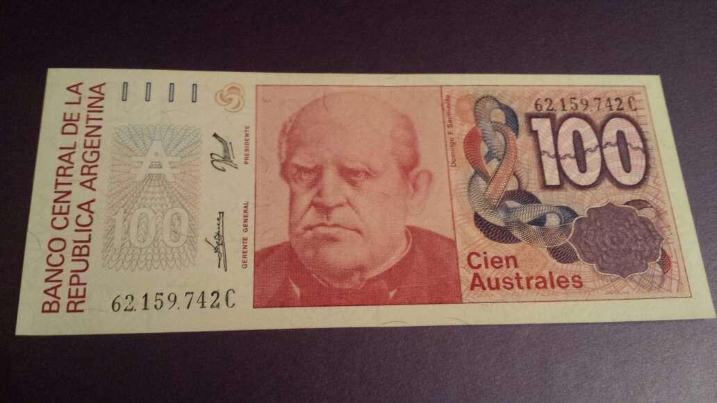 Imagen 100 australes serie C