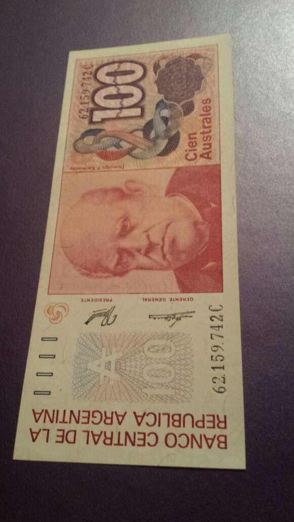 Imagen producto 100 australes serie C  2