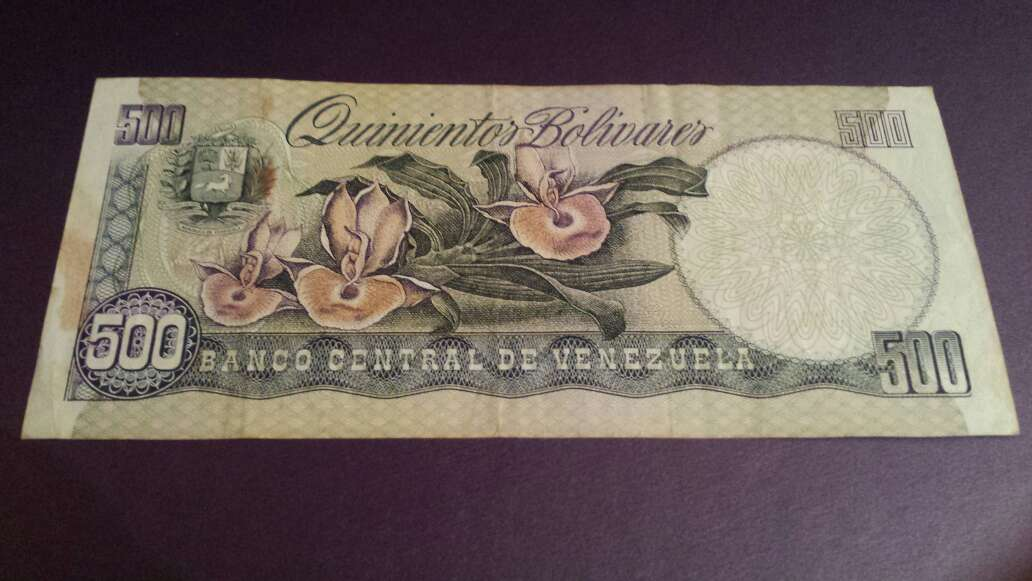 Imagen producto 500 bolívares  3