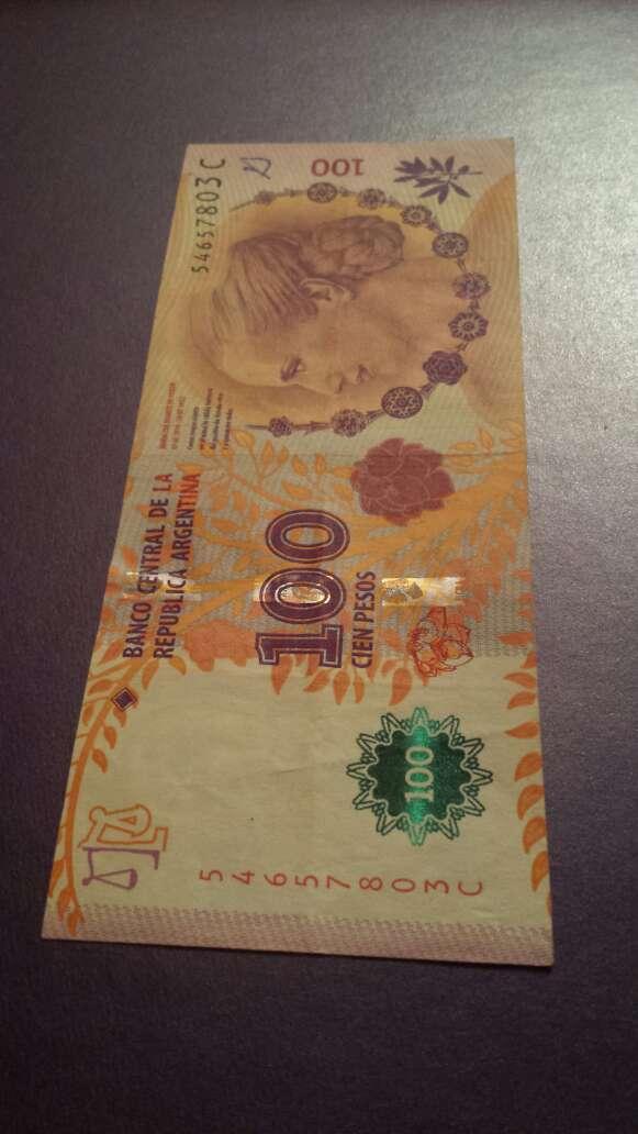 Imagen producto 100 pesos serie C 2