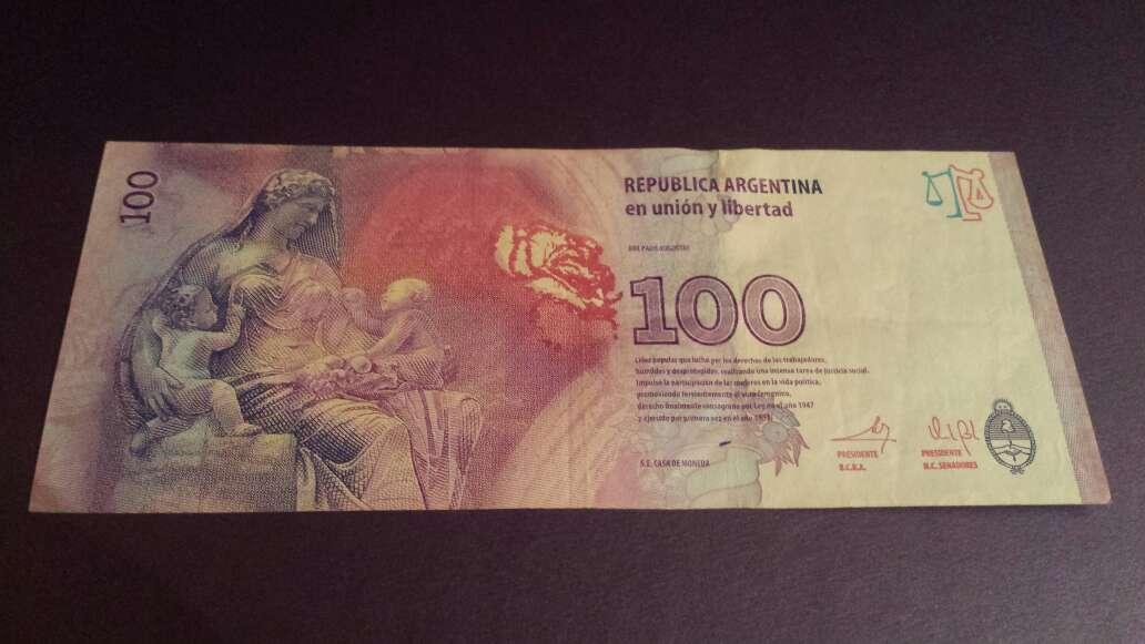 Imagen producto 100 pesos serie C 3