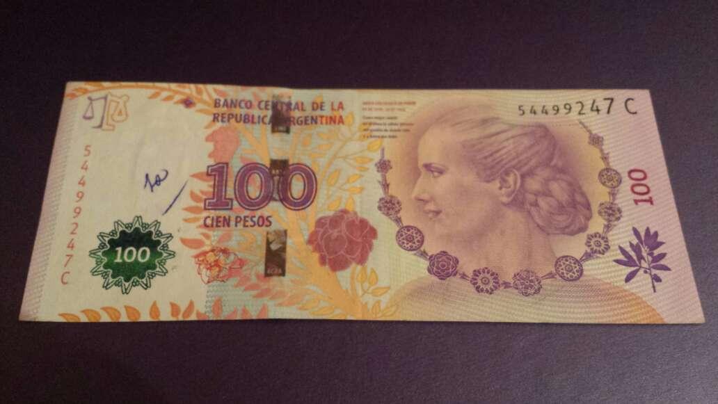 Imagen producto 100 pesos serie C 5