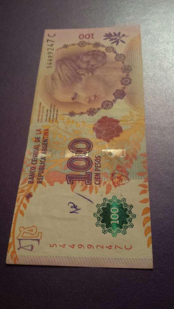 Imagen producto 100 pesos serie C 6