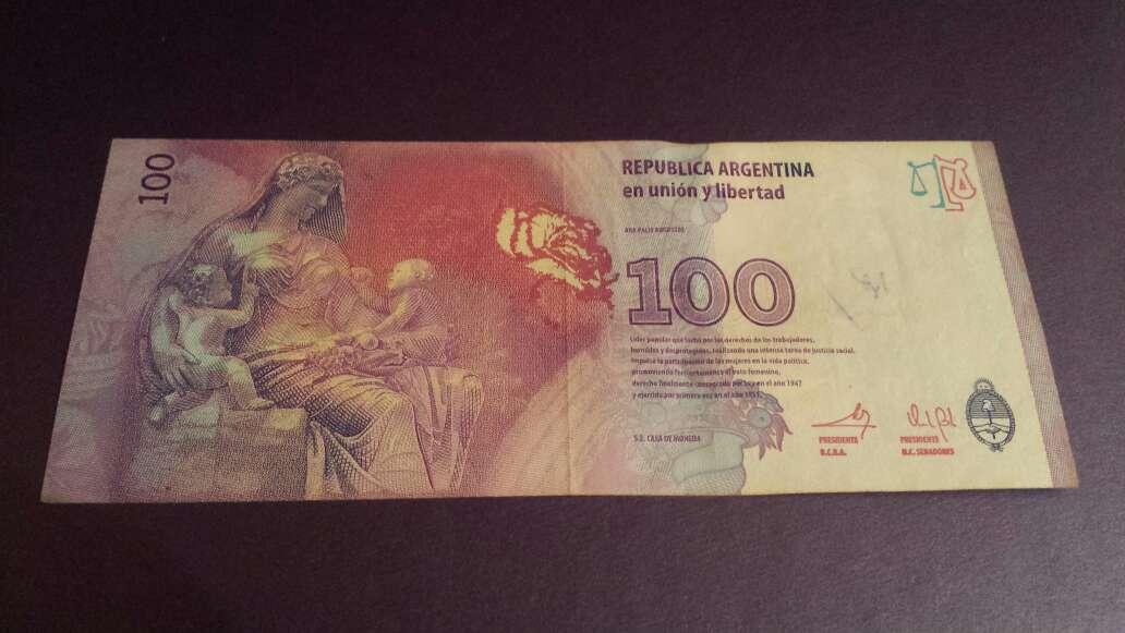 Imagen producto 100 pesos serie C 7