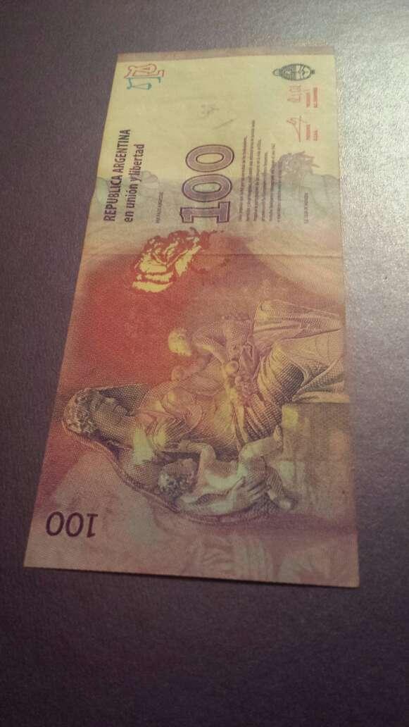 Imagen producto 100 pesos serie C 8