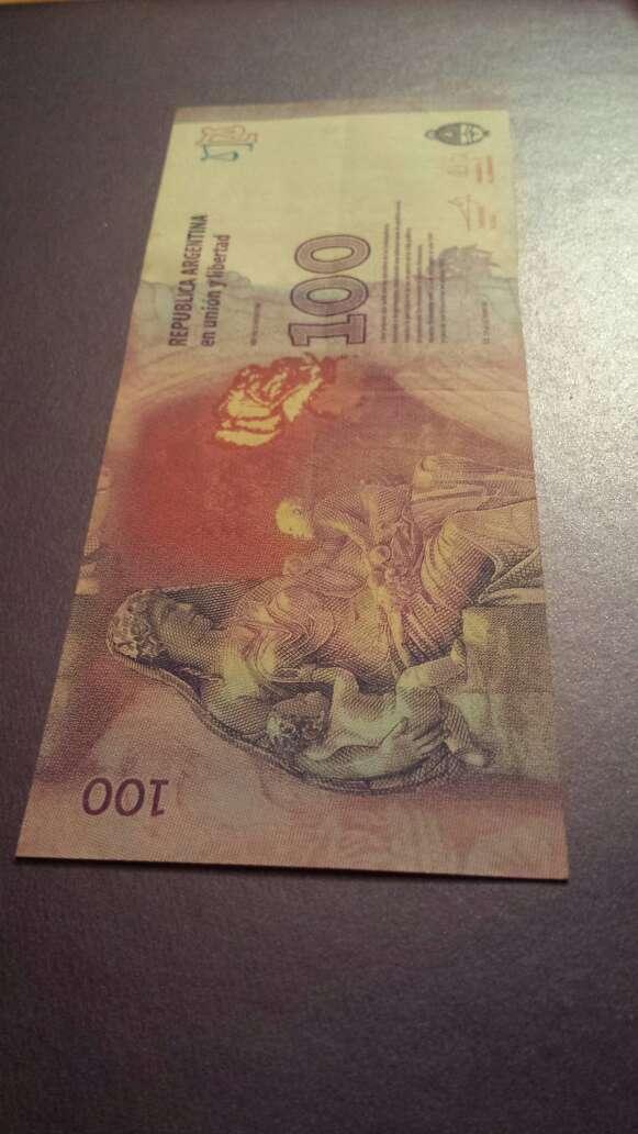 Imagen producto 100 pesos serie B 4
