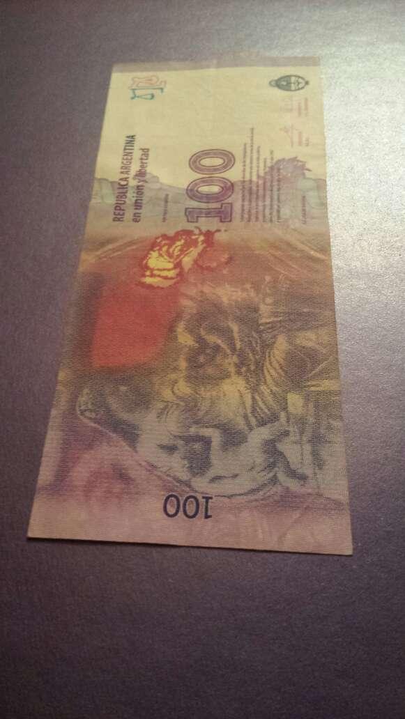 Imagen producto 100 pesos serie A 4