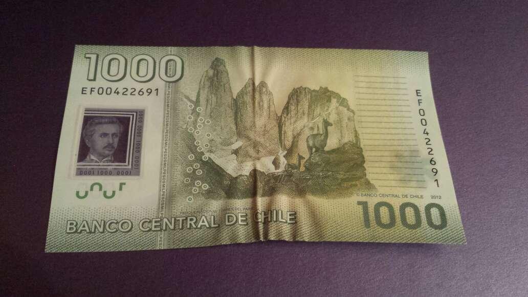 Imagen producto 1000 pesos chile  4