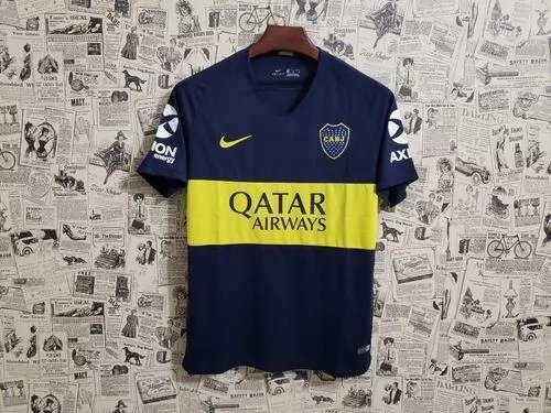 Imagen Camisetas Boca Juniors temporada 2019