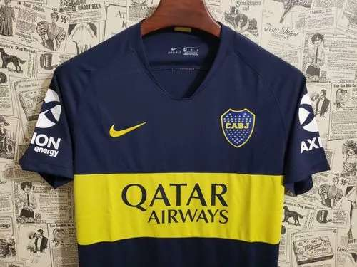 Imagen producto Camisetas Boca Juniors temporada 2019  2