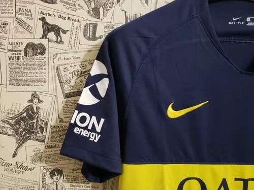 Imagen producto Camisetas Boca Juniors temporada 2019  4