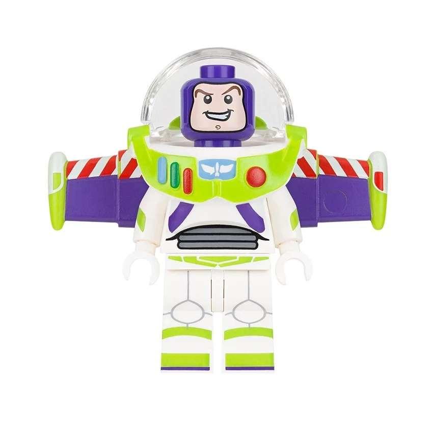 Imagen producto Figura de Buzz Lightyear Toy Story Lego  1