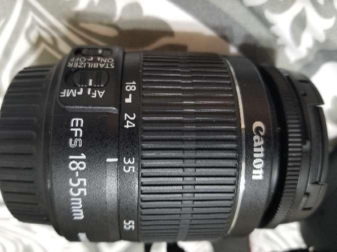 Imagen producto Camera canon rebel t6 (memoria incluida) 3