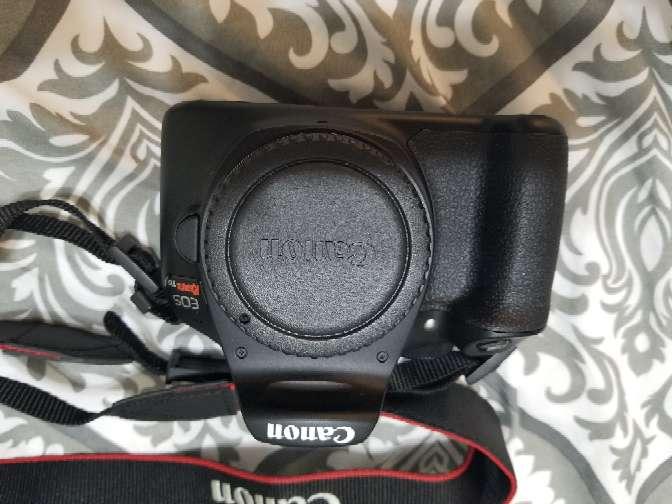 Imagen producto Camera canon rebel t6 (memoria incluida) 2