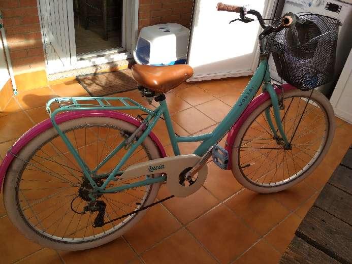 Imagen producto Oferta bicicleta de paseo  2