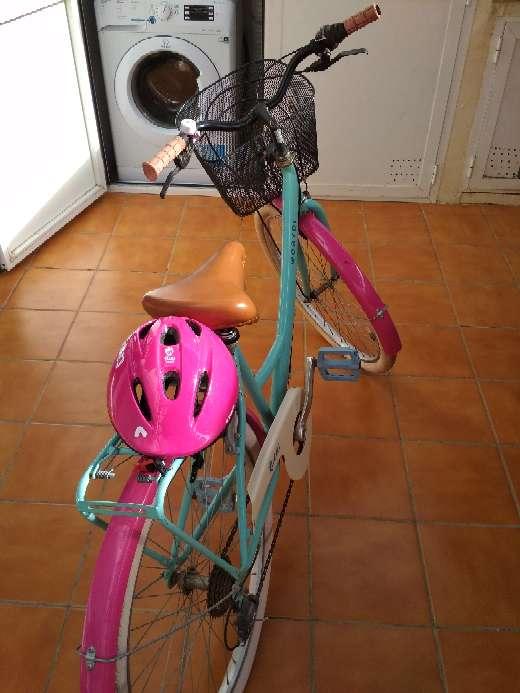 Imagen oferta bicicleta de paseo