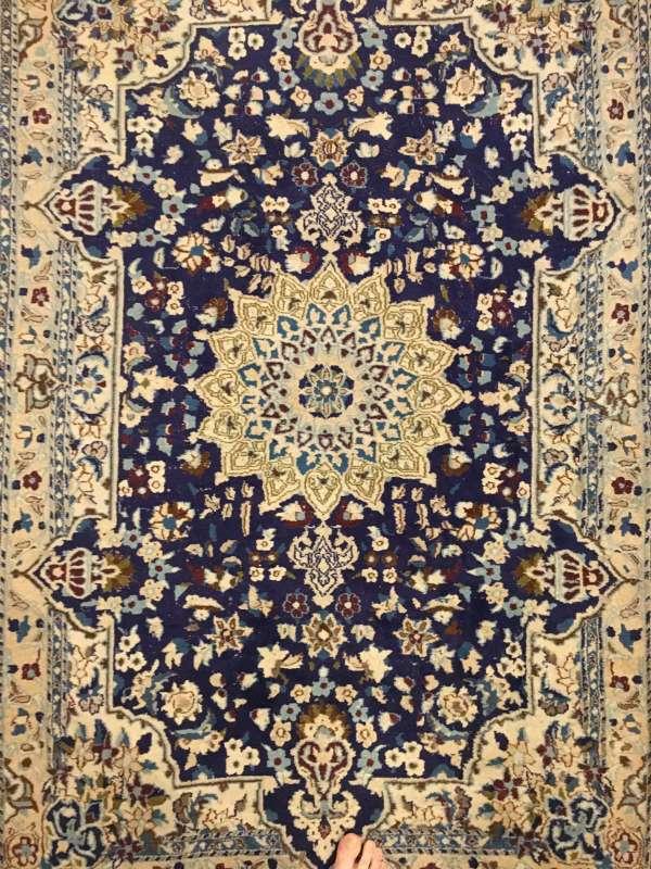 Imagen producto ALFOMBRA IRANI 2