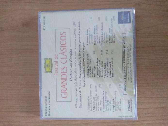 Imagen producto Grandes clásicos 1997 2