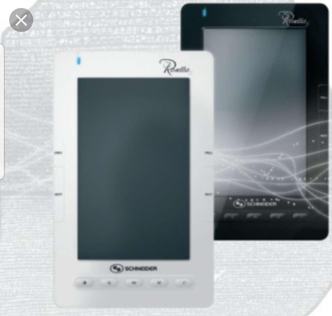 Imagen nuevos libros electrónicos por 35€