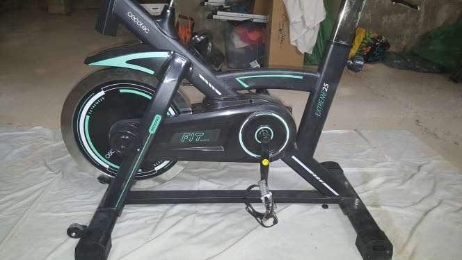 Imagen Vendo bici de spinning