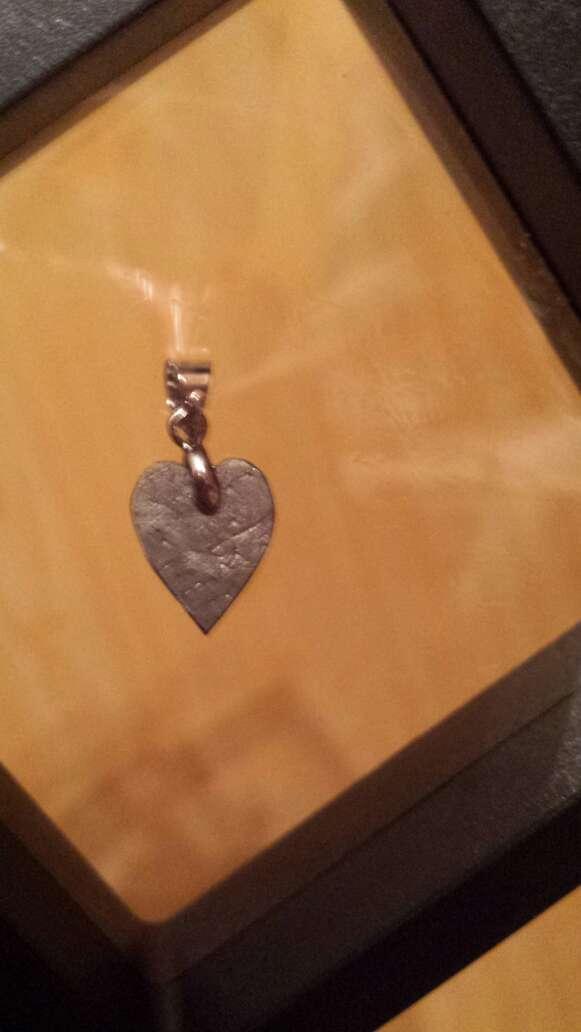 Imagen producto Corazón meteorito seymchan pequeño  3