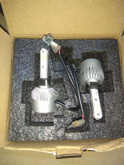 Imagen producto Bombillas LED H1 y H7. 2