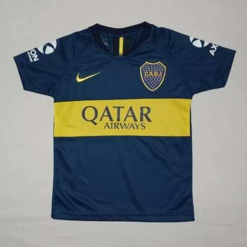 Imagen producto Conjuntos niños Boca Juniors temporada 2019  3